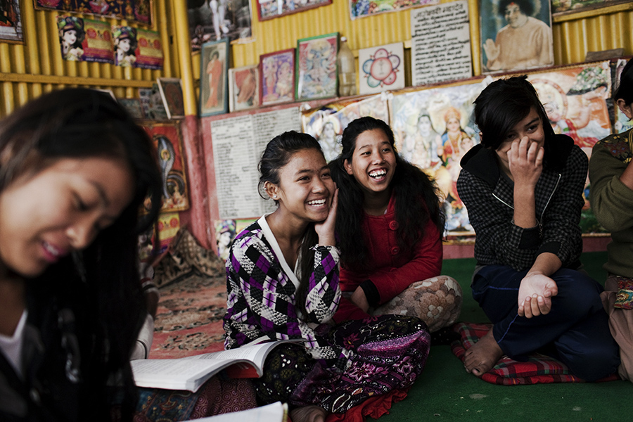 Nepali girls laughing freedom fund search ccuart Images