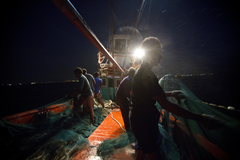 Thai trawler